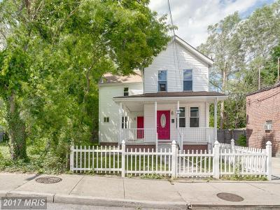 Single Family Home For Sale: 2922 Grindon Avenue