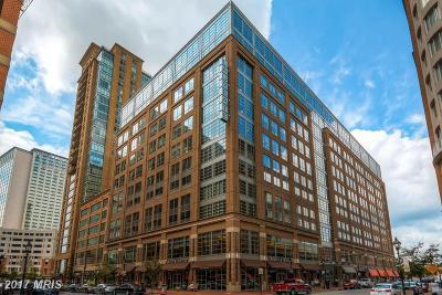 Baltimore City Rental For Rent: 850 Aliceanna Street #405