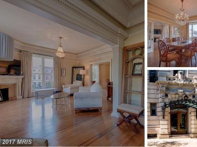 Mount Vernon Coop For Sale: 700 Washington Place #3A