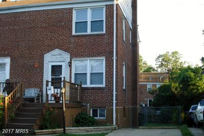 Baltimore Condo For Sale: 3205 Northway Drive