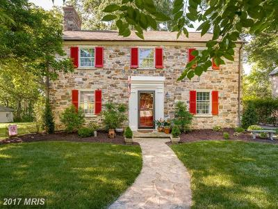 Guilford, Guilford/Jhu Single Family Home For Sale: 205 Kemble Road