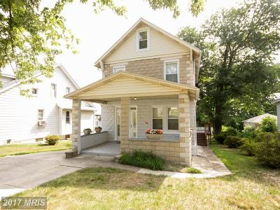 Baltimore Single Family Home For Sale: 3916 Woodlea Avenue