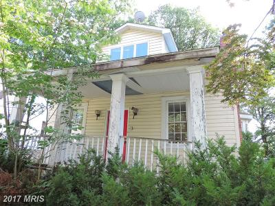 Baltimore Single Family Home For Sale: 5804 Woodcrest Avenue