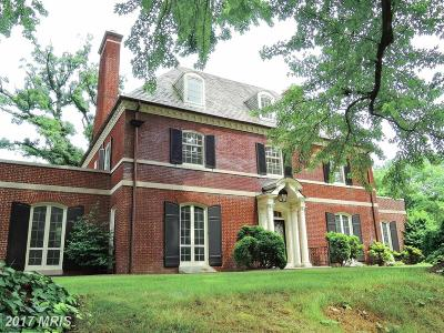 Guilford, Guilford/Jhu Single Family Home For Sale: 4001 Charles Street N