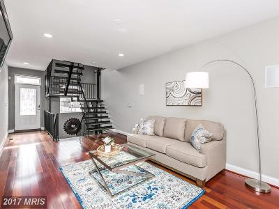 Canton, Canton Company, Canton Cove, Canton East, Canton, Patterson Park, Canton/Brewers Hill, Canton/Lighthouse Landing Townhouse For Sale: 1222 Highland Avenue S