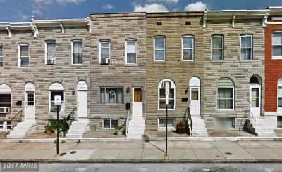 Baltimore Condo For Sale: 227 East Avenue S