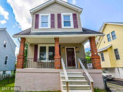 Single Family Home For Sale: 2835 Fleetwood Avenue