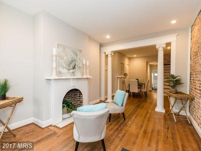 Fells Poi Nt, Fells Point, Fells Point/Hopkins, Fells Pt./Hopkins Townhouse For Sale: 1921 Gough Street