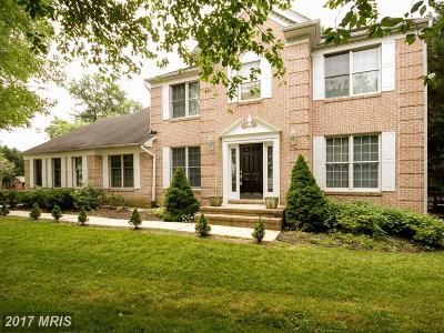 Lutherville Timonium Single Family Home For Sale: 8512 Southfields Circle