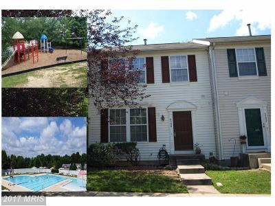 Owings Mills Townhouse For Sale: 4500 Winter Mill Way