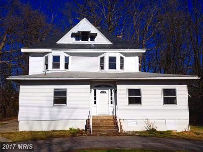 Baltimore Single Family Home For Sale: 115 Arbutus Avenue