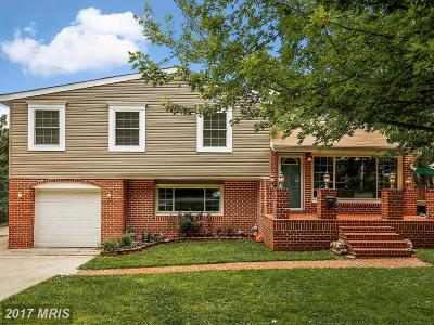 Towson Single Family Home For Sale: 914 Cromwell Bridge Road