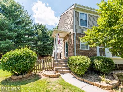 Reisterstown Townhouse For Sale: 10 Squire Court