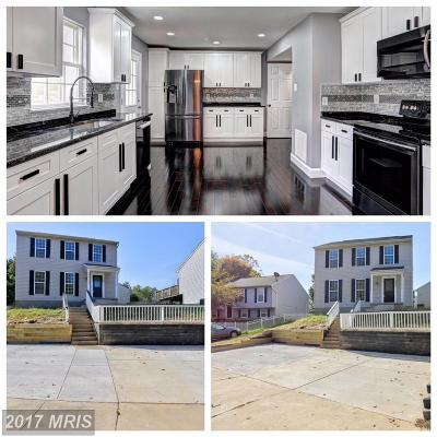 Randallstown Single Family Home For Sale: 3661 Brenbrook Drive