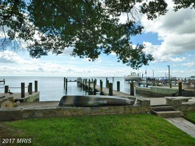 Baltimore Single Family Home For Sale: 3801 Bay Drive