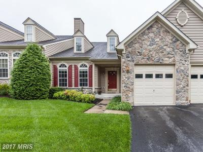 Reisterstown Townhouse For Sale: 136 Teapot Court #136