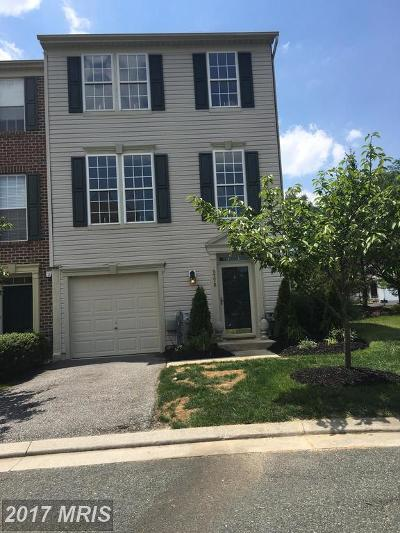 Perry Hall Townhouse For Sale: 9778 Harvester Circle