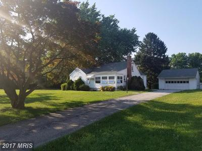Reisterstown Single Family Home For Sale: 46 Stocksdale Avenue