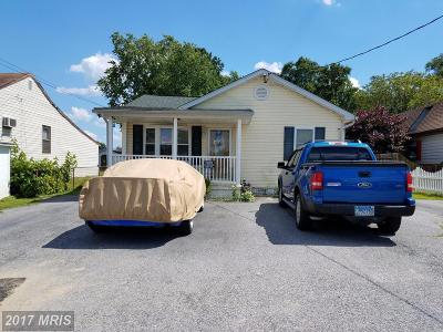 Baltimore Single Family Home For Sale: 7213 Waldman Avenue