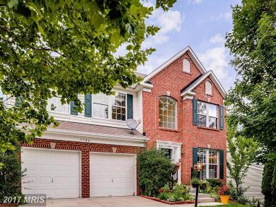 Owings Mills Single Family Home For Sale: 9706 Watts Road