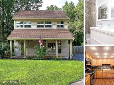 Middle River Single Family Home For Sale: 936 Bengies Road