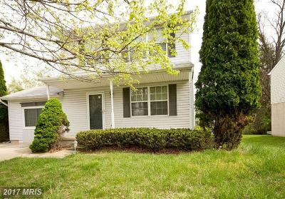Randallstown Single Family Home For Sale: 4 Chapmanview Court