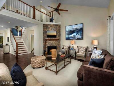 Baltimore Single Family Home For Sale: 9335 Ravenridge Road