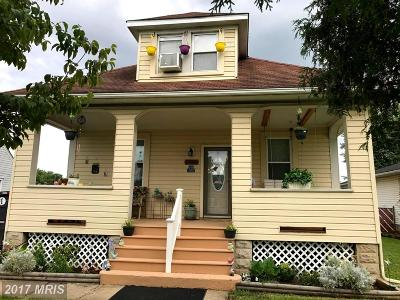 Baltimore Single Family Home For Sale: 2909 Ross Avenue