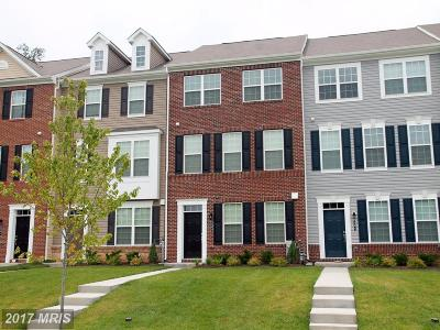Reisterstown Townhouse For Sale: 505 Brownstone Court