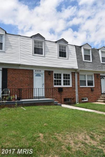 Baltimore MD Condo For Sale: $137,500