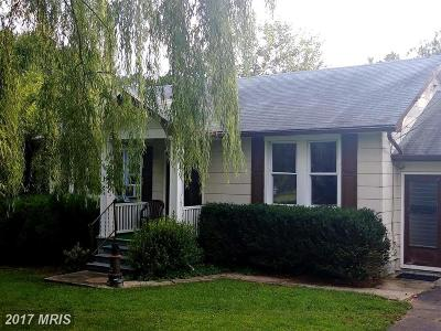 Owings Mills Single Family Home For Sale: 118 Byway Road