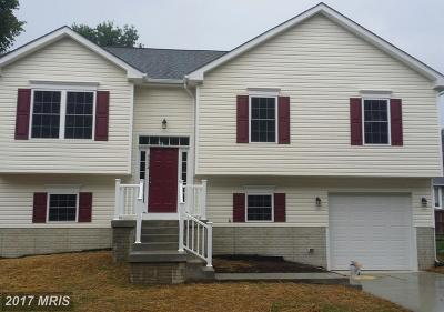 Reisterstown Single Family Home For Sale: 3rd