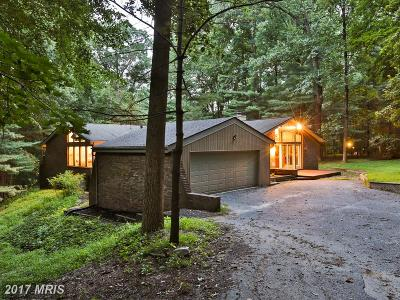 Pikesville Single Family Home For Sale: 5 Ice Pond Court