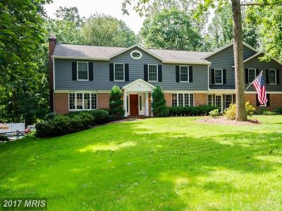 Lutherville Timonium Single Family Home For Sale: 741 Chapel Ridge Road