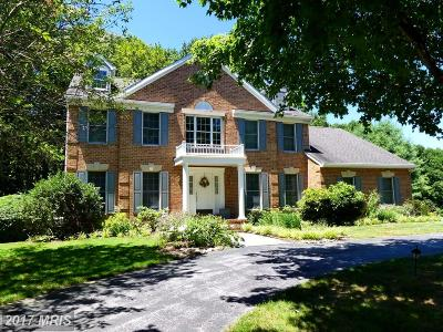 Reisterstown Single Family Home For Sale: 8 Deer Cross Court