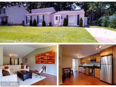 Randallstown Single Family Home For Sale: 4104 Springsleigh Road