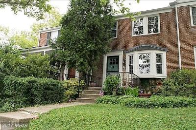 Townhouse For Sale: 102 Hopkins Road