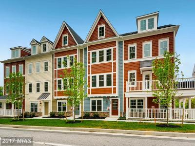 Towson Townhouse For Sale: 307 Davage Lane