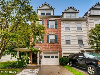 Owings Mills Townhouse For Sale: 5018 Gold Hill Road
