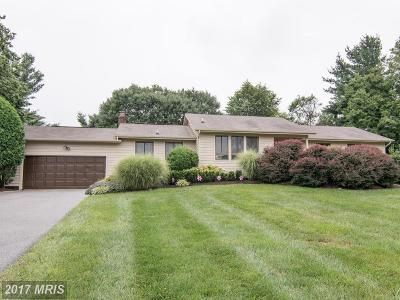 Owings Mills Single Family Home For Sale: 12008 Hunting Tweed Drive