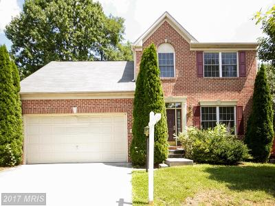 Baltimore Single Family Home For Sale: 3718 Green Oak Court