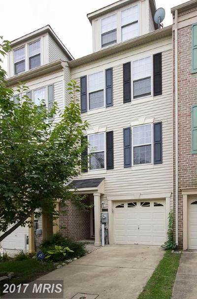 Owings Mills Townhouse For Sale: 5 Katurah Lane