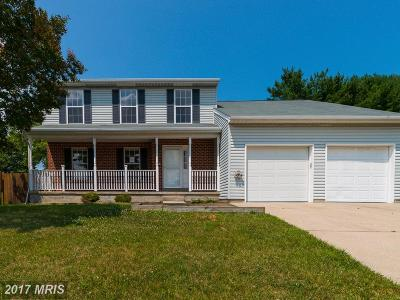 Baltimore Single Family Home For Sale: 9400 Seven Courts Drive