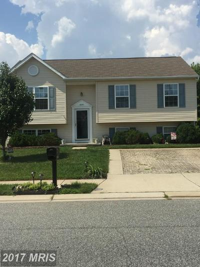 Baltimore Single Family Home For Sale: 4629 Greencove Circle