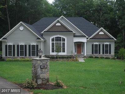Reisterstown Single Family Home For Sale: 5400 Glen Falls Road