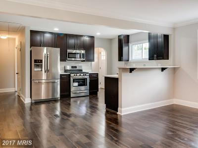 Baltimore Single Family Home For Sale: 7935 31st Street