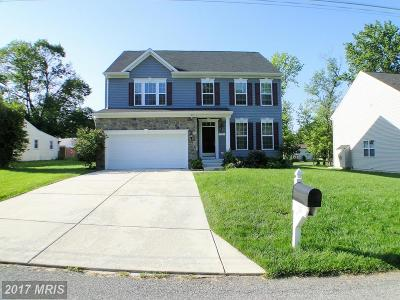 Lutherville Timonium Single Family Home For Sale: 11 Roosevelt Street