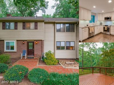 Reisterstown Single Family Home For Sale: 1217 Nicodemus Road