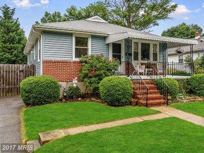 Catonsville Single Family Home For Sale: 222 Osborne Avenue