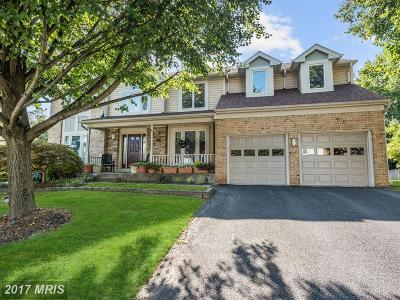 Reisterstown Single Family Home For Sale: 4 Breezy Court
